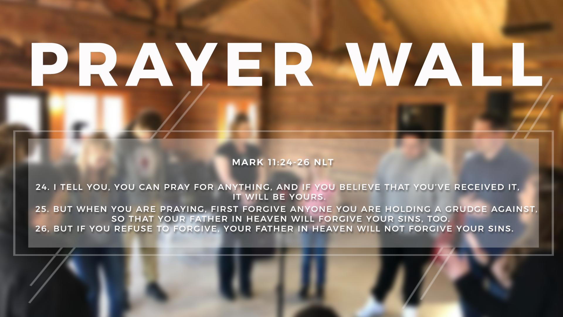 Prayer - Breakthrough